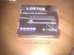 Lorton 4100c receiver