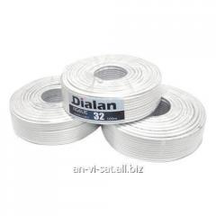 "Coaxial RG6UE TM Dialan cable ""32"