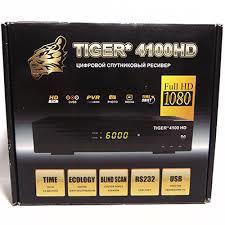 Tiger 4100HD receiver