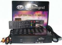 Receiver of Sat-Integral S-1227 HD HEAVY METAL