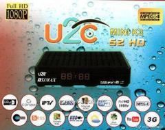 Receiver of U2C mini K3 S2 hd