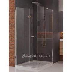 Shower cabin of Soleo 90x80x190 door folding