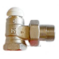 Thermostatic Gerts-TS-E valve angular 1