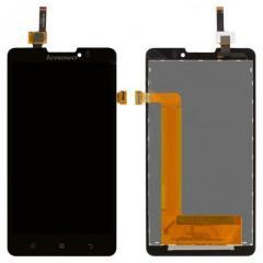 Display + sensor of Lenovo P780 black HC