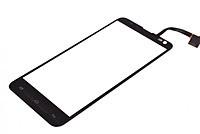 Touchscreen for Fly iQ4514 Quad EVO Tech 4, black