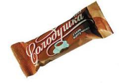 Конфеты СОЛОДУШКА со вкусом капучино
