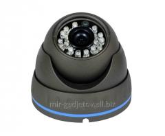 External dome CCTV the color security camera of