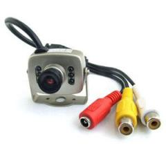 Color Pass a video camera with a sound, 1/3 CMOS,