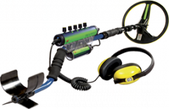 Metaldetector Minelab Excalibur II