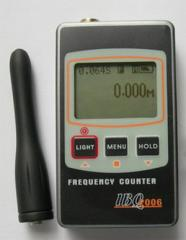Portable digital frequency meter of IBQ 2006