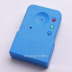 Portable izmenitel of a voice for stationary