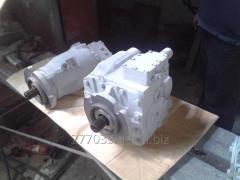 Hydrostatic transmission of GST 90