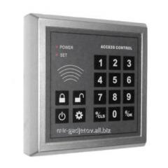 The wireless keyboard for GSM alarm systems of