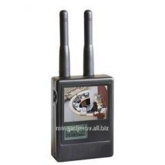 Scanner of wireless video cameras C-Hunter 935B