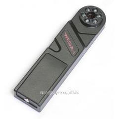 Detector of the hidden video cameras of WEGA
