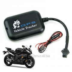 The inexpensive GSM alarm system for motorcycles