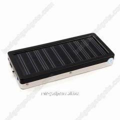 The charger on solar batteries, a solar charger