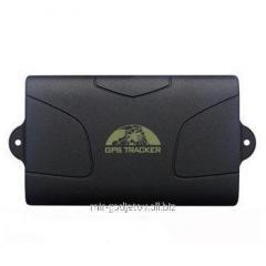 Autonomous automobile GPS/GSM/GPRS a tracker for