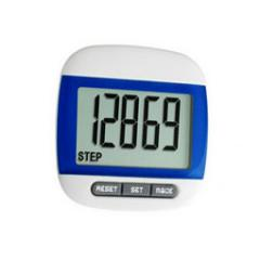 Portable LCD a pedometer 7 in 1: hours, pedometer,