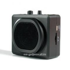 Autonomous 3 in 1 portable loudspeaker, a
