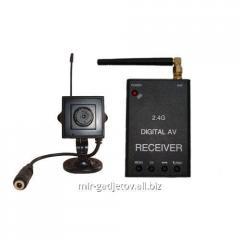 New digital set of wireless video surveillance 540