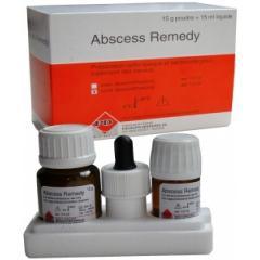 Abscess remedy с дексаметазоном 15г+15мл, PRODUITS DENTAIRES