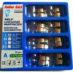 Самоблокирующаяся матрица тип A,  0.075 мм, ...