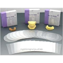 Easy-Vac Gasket Splint GS 040, пластины квадратные, для изготовления ортодонтических шин, 1шт.,3A MEDES