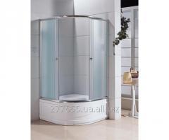 Shower cabin semicircle 80х80х200
