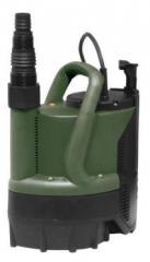 Дренажные насосы для условно чистой воды со