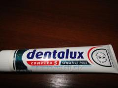 Toothpaste. Germany. 125 ml.