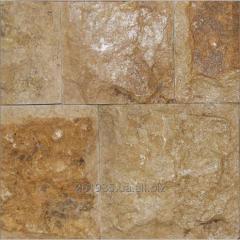 Mekeginsky Mekegi sandstone of 1-3 cm x 8-20 cm x