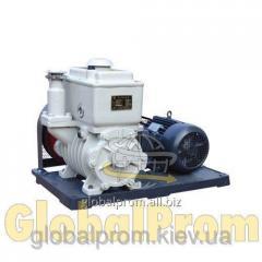 Rotary vane vacuum pump series 2X-A (China), an