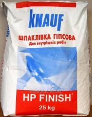 Knauf finish