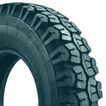Tires for BM-1 Rosava 9,00R20 O-40 trucks