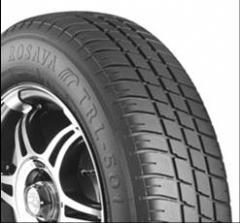 Tires for easy Rosava 155/70R13 TRL-501 trucks