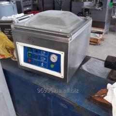 Вакумный упаковщик с функцией газа