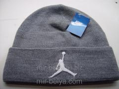Men's Nike cap warm 23 gray, art.55587990