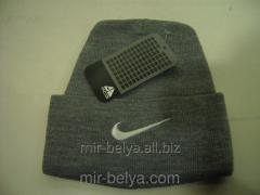 Men's Nike cap light gray, art.52541030