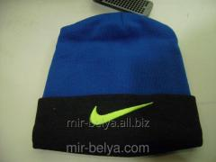 Men's Nike cap warm blue - a black top,