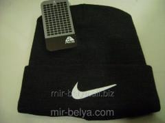 Men's Nike cap warm dark gray, art.52568224
