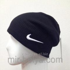 Cap sports man's Nike of stockings black,