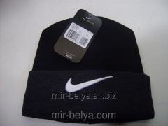 Men's Nike cap warm black - a t.sery top,