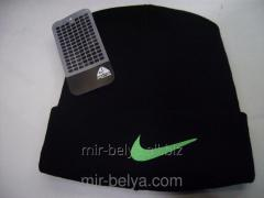 Men's Nike cap warm black, art.52568404