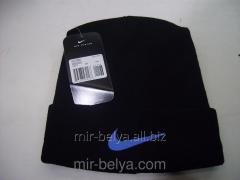 Men's Nike cap warm black, art.52568623