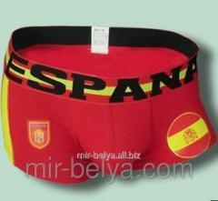 Hipsa Muzhskiye's pants Espana underestimated