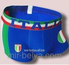 Hipsa Muzhskiye's pants Italy Italy,