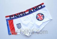 Hipsa Muzhskiye's pants England football