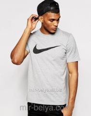 Men's Nike t-shirt gray, art.85369766