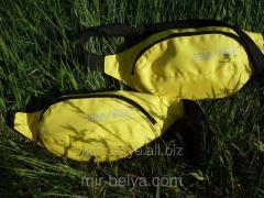 Zone bag Star Bags bananka yellow, art.99080790